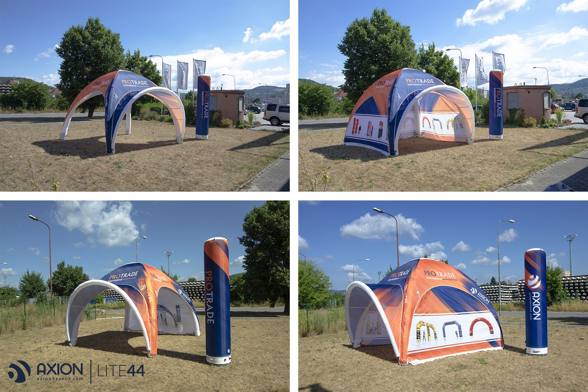 Contact Axion Inflatable Tents And Furniture For Events And Promotion Tent Event Tent Inflatable