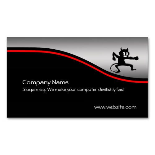 A great generic business card template with a polished steel a great generic business card template with a polished steel metallic effect background with red wajeb Images