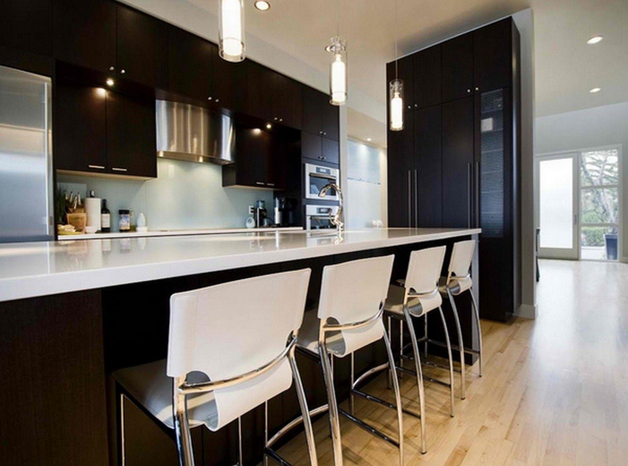 Wonderful 25 Small Kitchen Bar Design Ideas For Your Home Modern Kitchen Bar Modern Bar Stools Kitchen Kitchen Bar Design