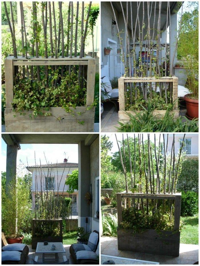 Paravent De Jardin Plus De 50 Idées Orginales Jardins