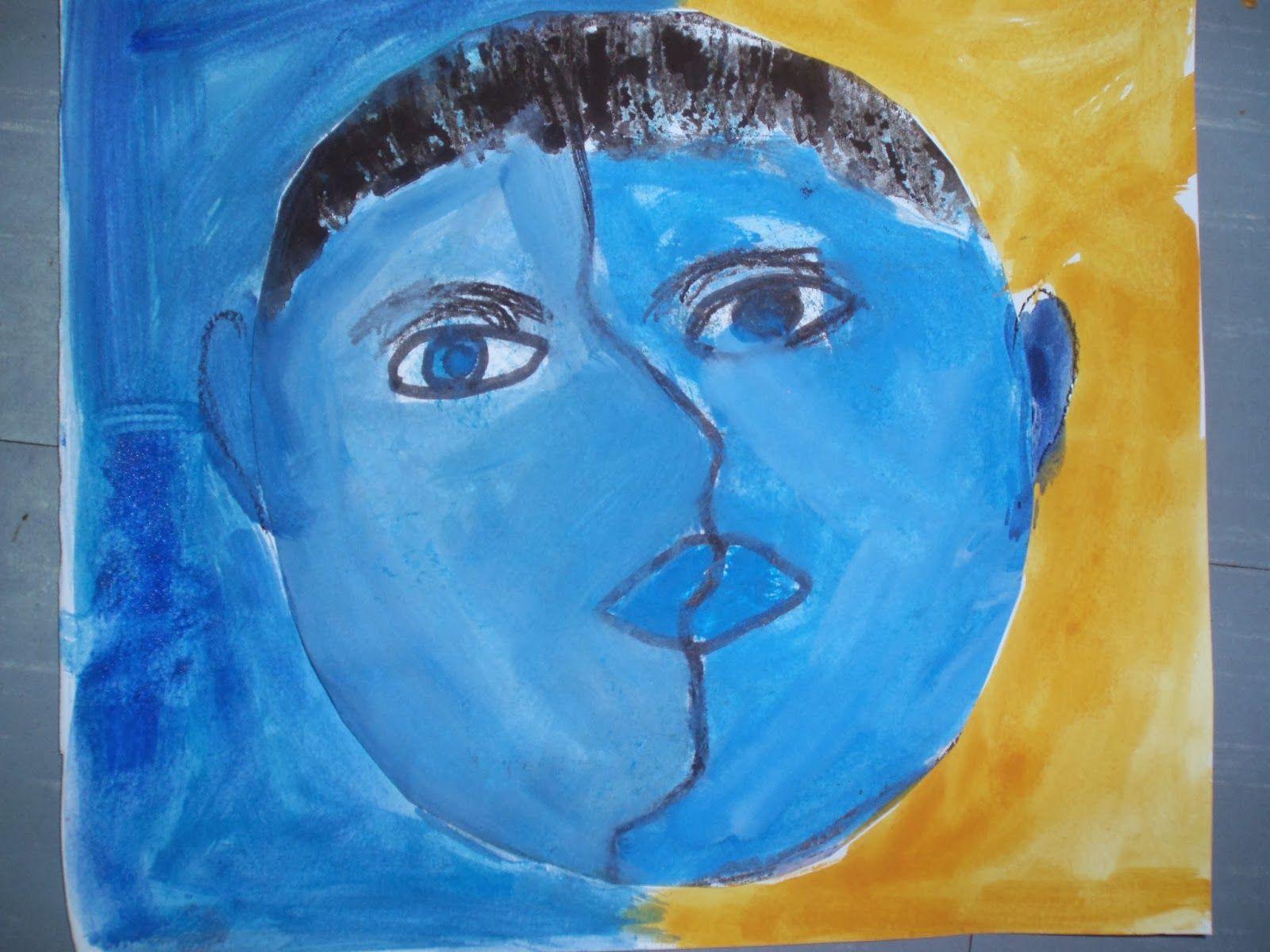 Kindergarden Art Class Picasso