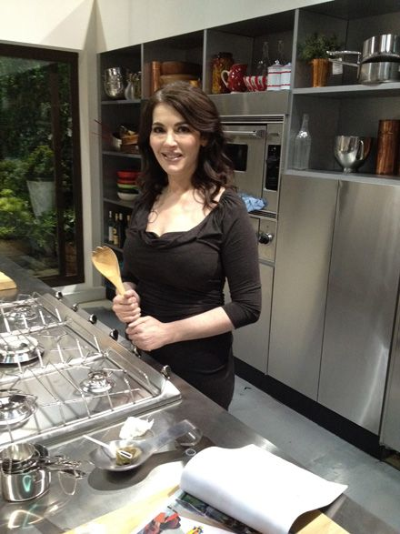 Nigella Has A New Book In The Works: