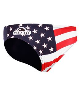 7e30413c4f Turbo USA Water Polo Suit at SwimOutlet.com   things i want   Usa ...