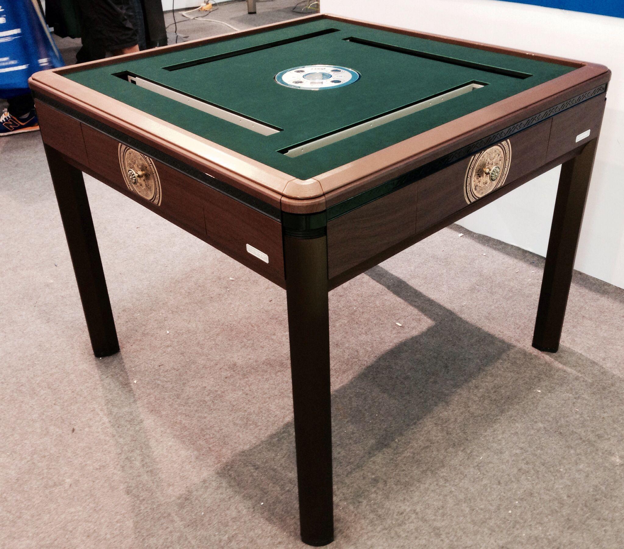 New design automatic mahjong tabel Mahjong table