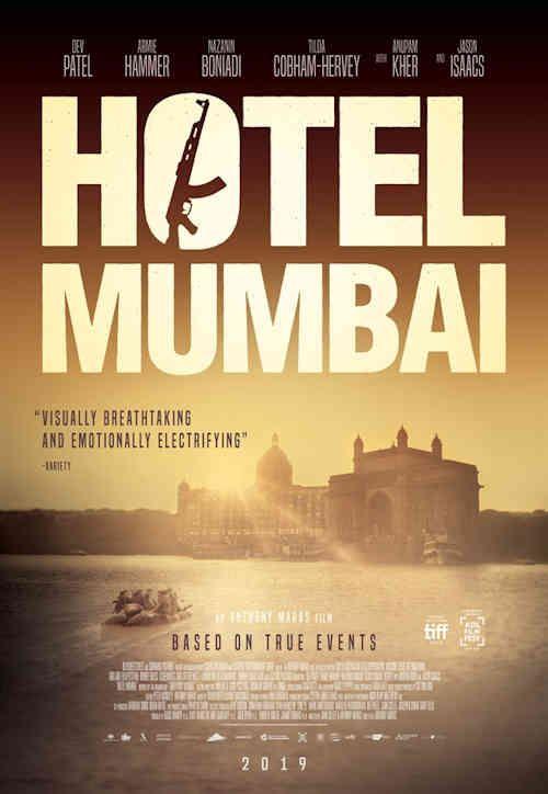 Hotel Mumbai Waargebeurde Verhalen Film En Mumbai