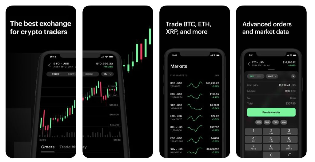 The New Coinbase Pro Mobile App Makes Trading Cryptocurrencies