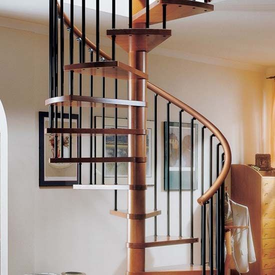 7 Ultra Modern Staircases: Modern Interior Design With Spiral Stairs, Contemporary