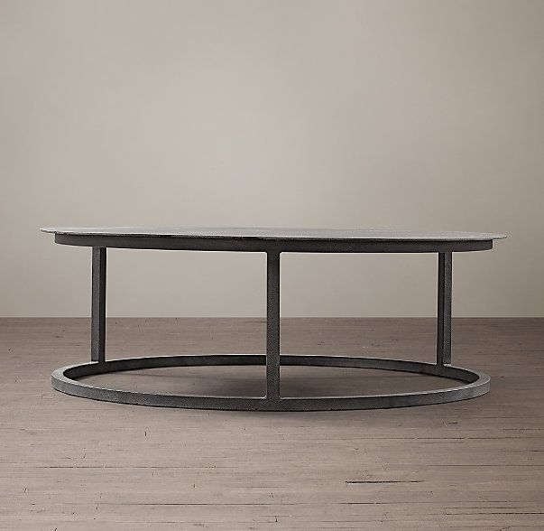 Mercer Round Coffee Table Round Coffee Table Coffee Table Restoration Hardware Decorating Coffee Tables