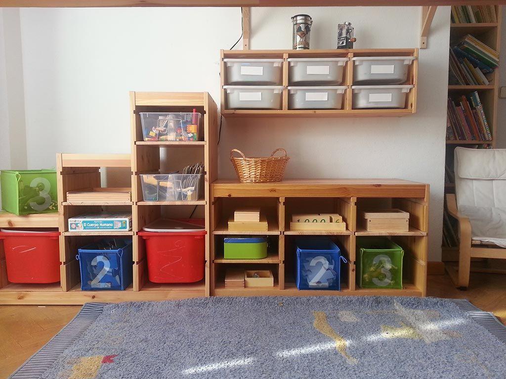 Resultado De Imagen Para Muebles Montessori Mobiliario  # Muebles Para Nivel Inicial