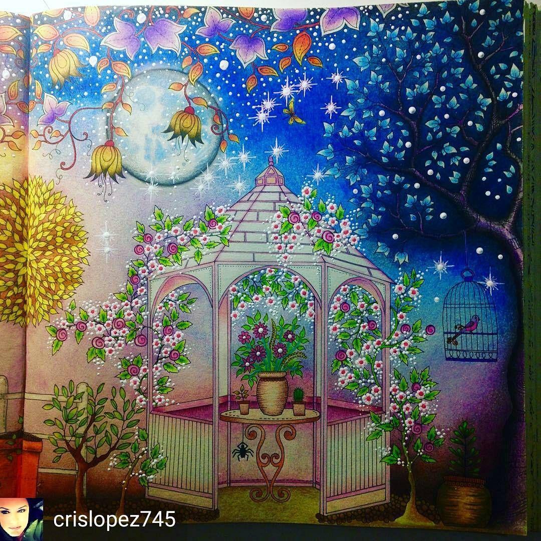 T Abismada Com Tanto Talento By Crislopez745 Feito Todo Lpis De Cor Coloring BooksAdult ColoringColouringJohanna Basford Secret GardenSecret