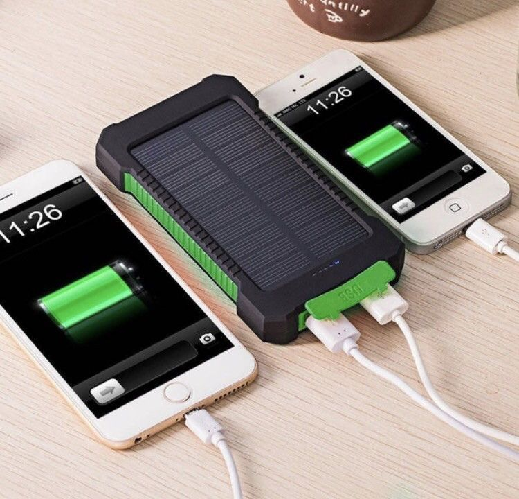 Portable Solar Power Phone Charger Solar Power Charger Solar Phone Chargers Portable Solar Power