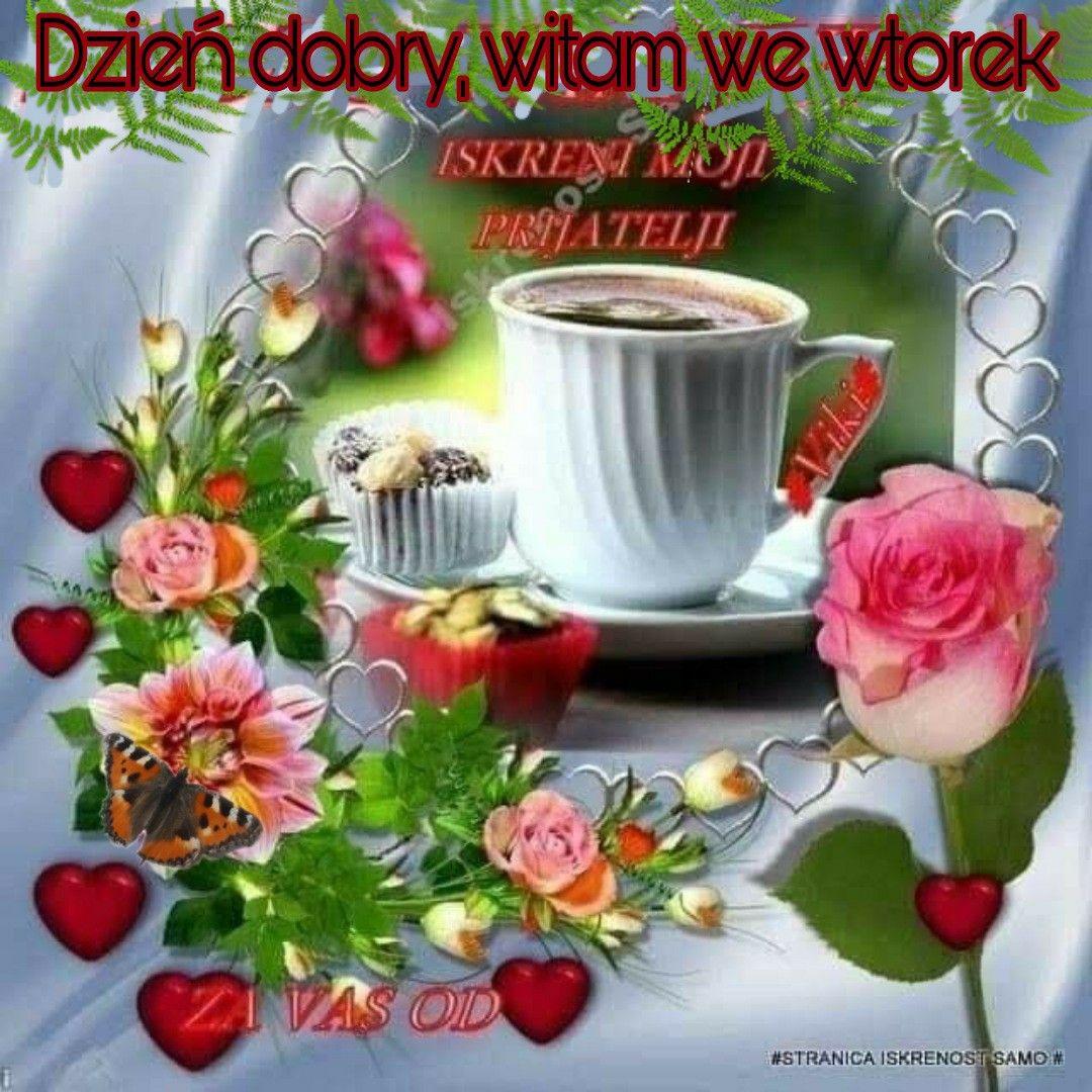 Pin By Teresa Cislo On Dzien Dobry Good Morning Gif Good Morning Picture Good Morning Coffee