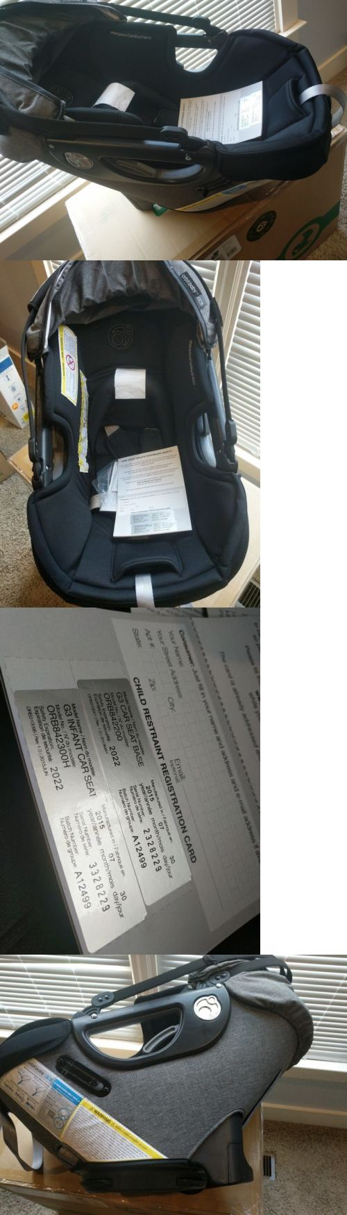 Other Car Safety Seats 2987 Orbit Baby G3 Infant Seat No Base