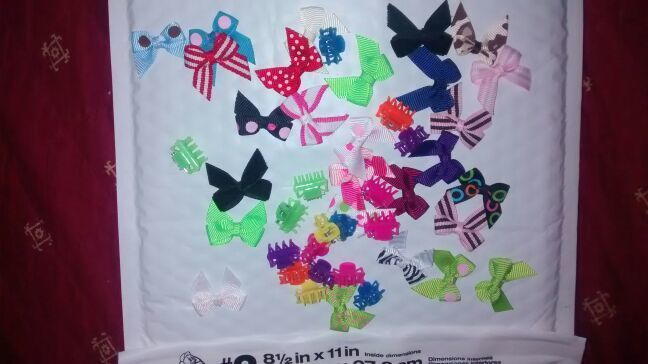 Bows & Clips for baby!!