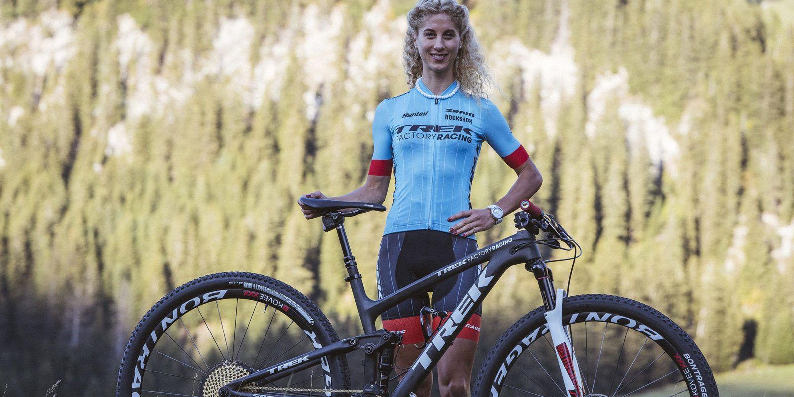World Cup Champion Jolanda Neff Joins Trek Factory Racing Xc