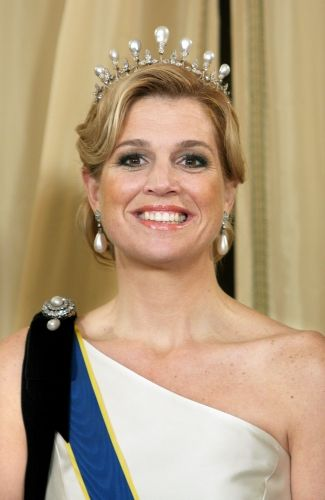 Reine consort des Pays-Bas Máxima Zorreguieta