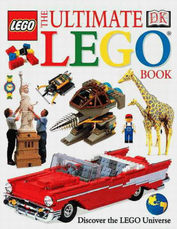A pretty good book, and one of the first LEGO books I got. | Books ...