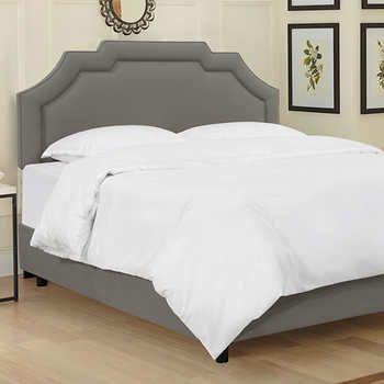 rafferty cal king upholstered bed