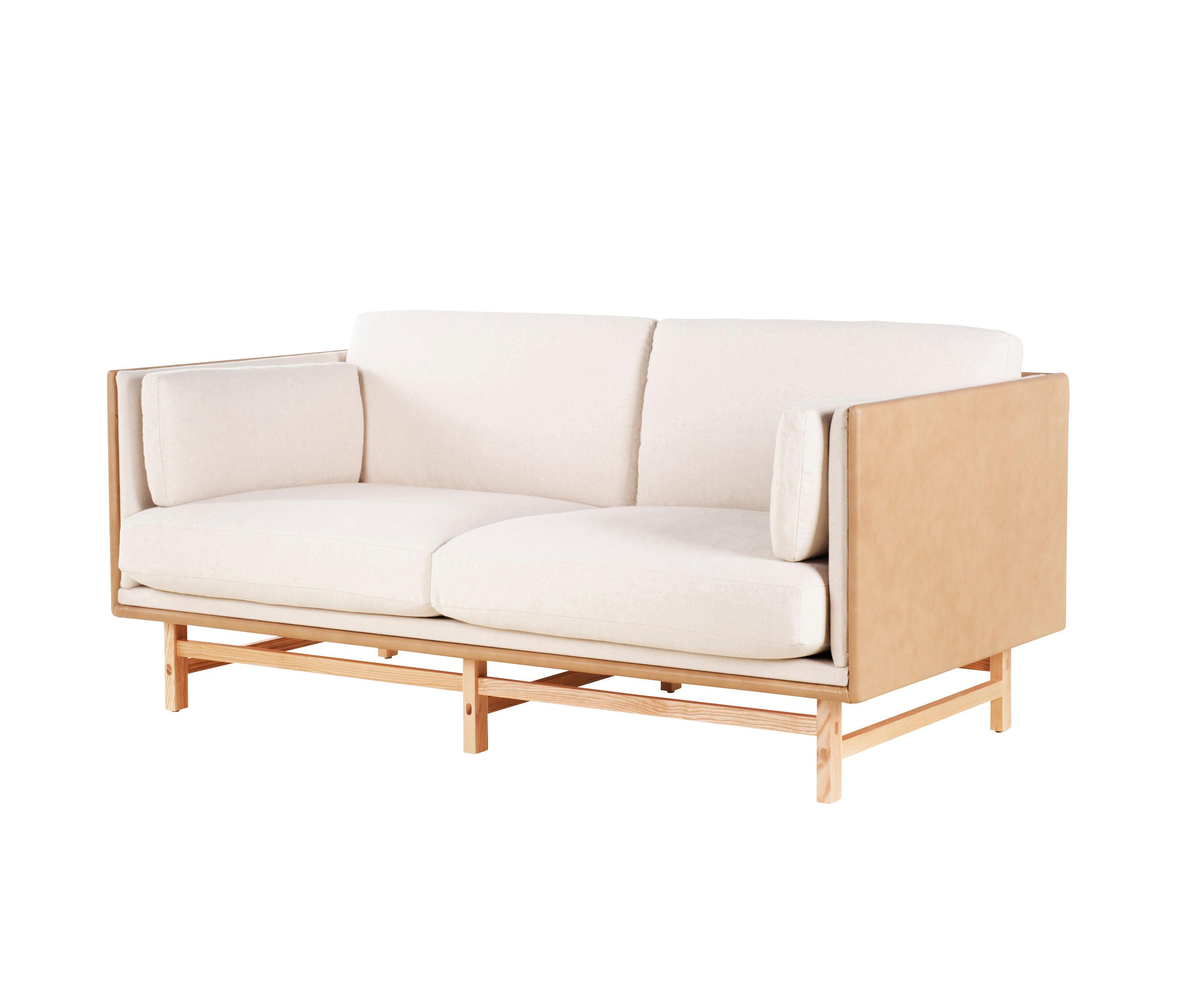 Sw Sofa Two Seater By Stellar Works - Sofas