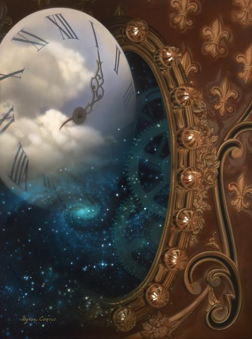 Timeless By Brigit Byron Coons Art Fantasy Art Surreal Art