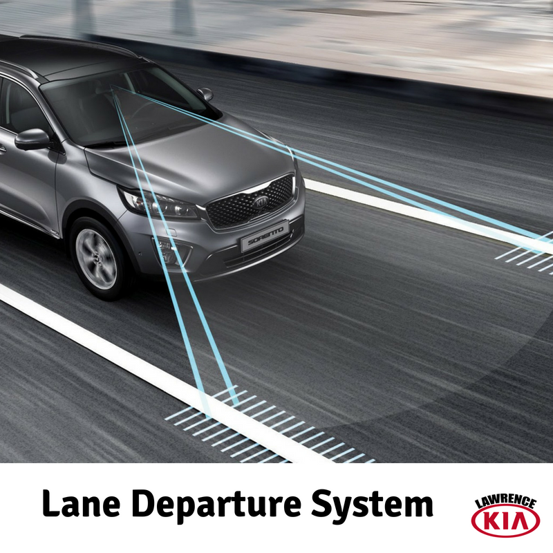 Have You Ever Wondered Why Your Car Alerts You When You Start To Veer Off The Road That Means Your Lane Departure System Is On And Wor Kia Sorento Sorento Kia