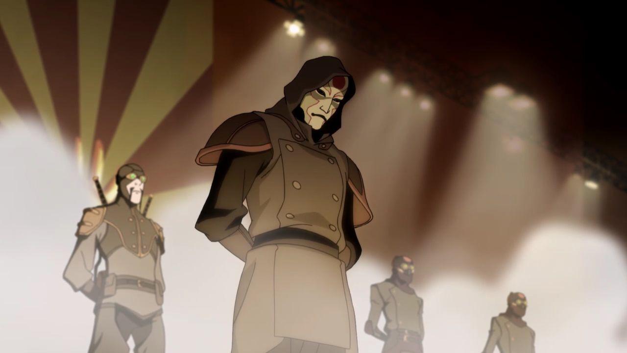 Amon legend of korra legend of korra korra legend