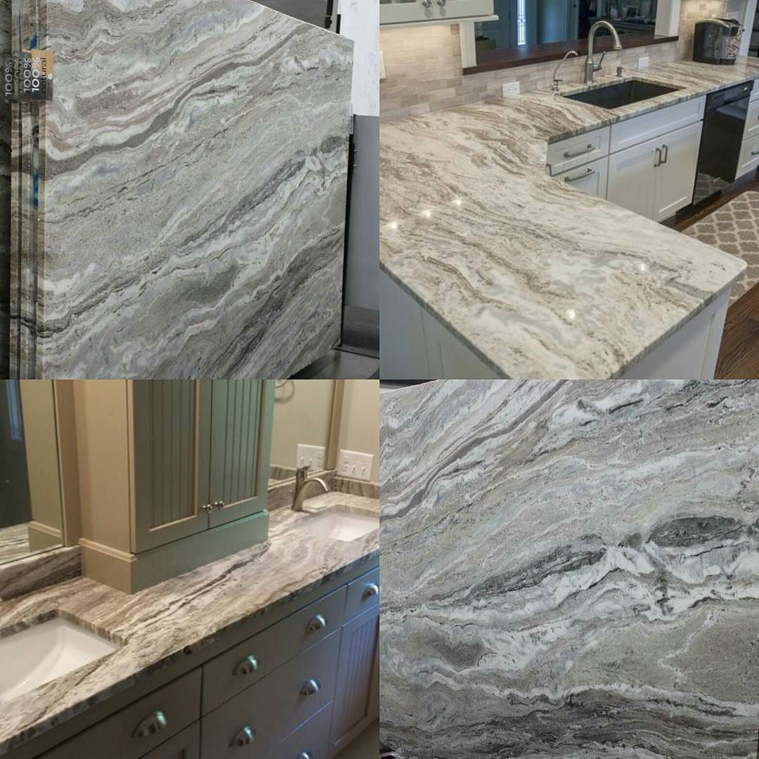 Instagram Photo By Galleria Of Stone May 31 2016 At 10 32pm Utc Fantasy Brown Fantasy Brown Quartzite Granite Backsplash Kitchen