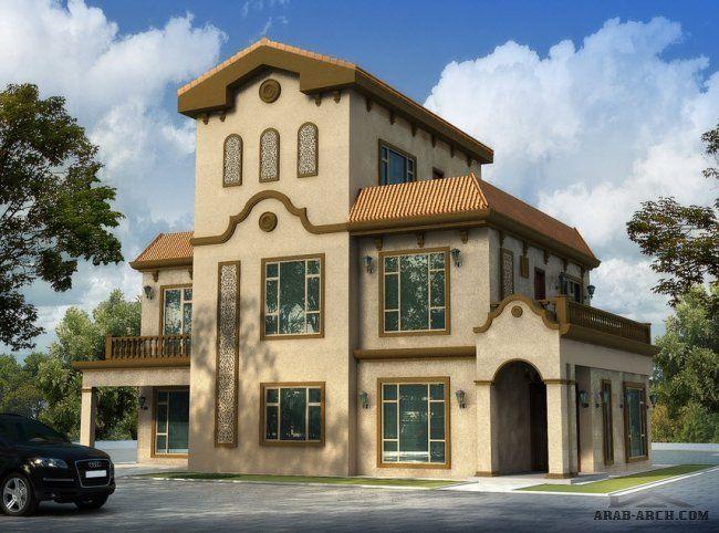 مخطط فيلا على مساحه ارض 15 20 300 متر مربع House Styles Mansions House