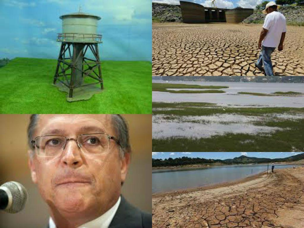 Explicando o crescente risco de esgotamento de outras represas de São Paulo | GGN