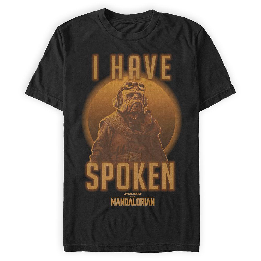 Kuiil T-Shirt for Men  Star Wars: The Mandalorian - Official shopDisney�