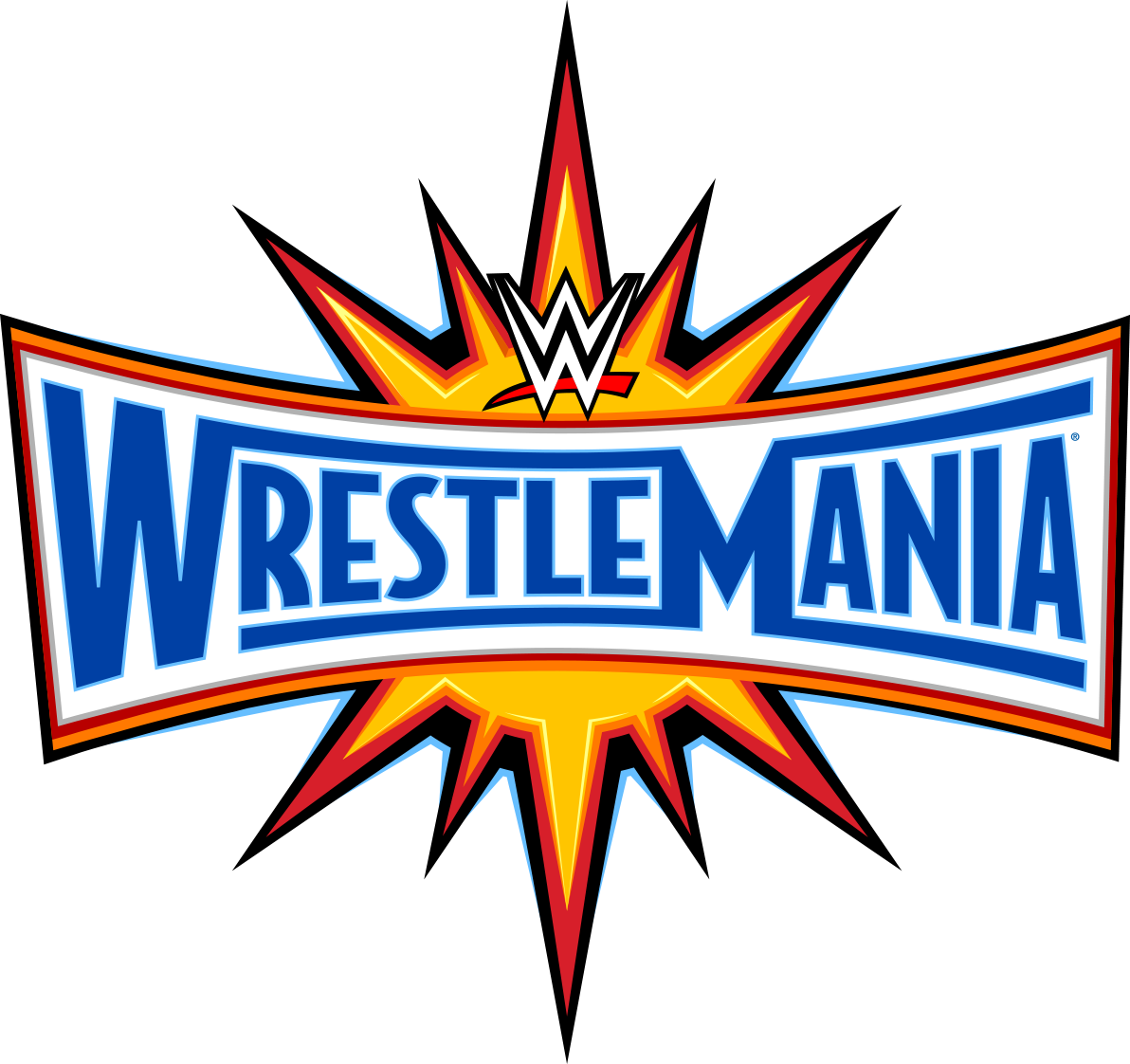 Pin By Remy Lebeau On Wwe Wwe Logo Wrestlemania Wrestlemania 33