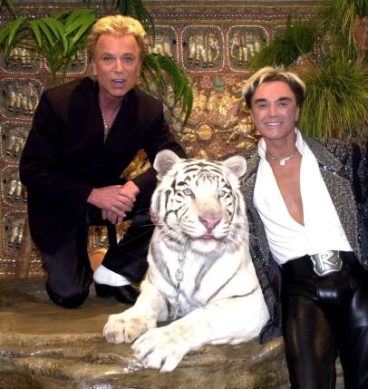 Siegfried Und Roy Montecore