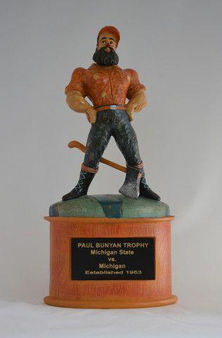When Bragging Rights Aren't Enough | Paul bunyan trophy ...