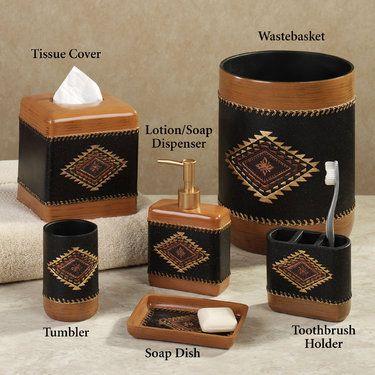Colton Southwest Bath Accessories