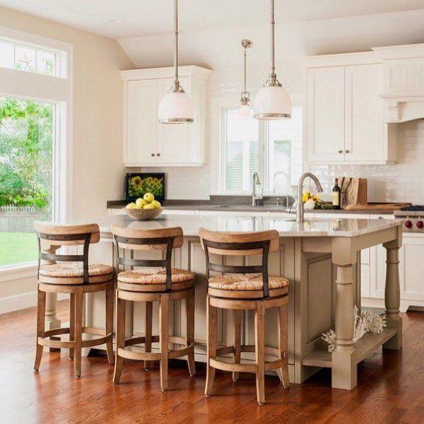 Marguerite Stools Kitchen Bar Design Home Decor