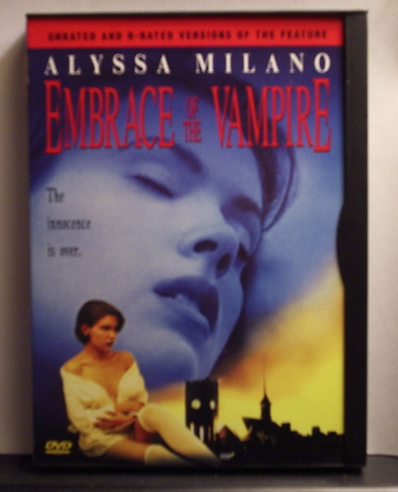 Alyssa Milano Nude Embrace The Vampire pin on products i love