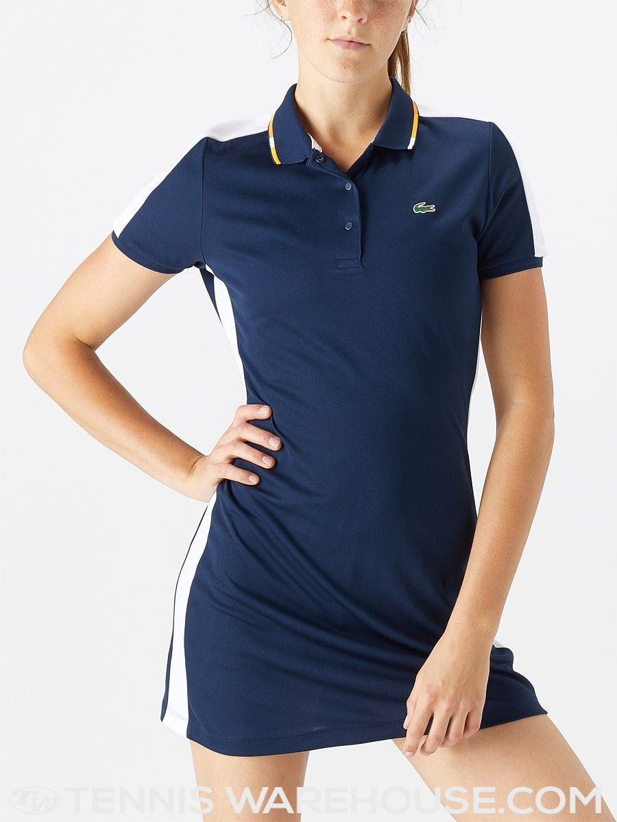 0b4f4570cc2 Lacoste Women s Spring Polo Dress