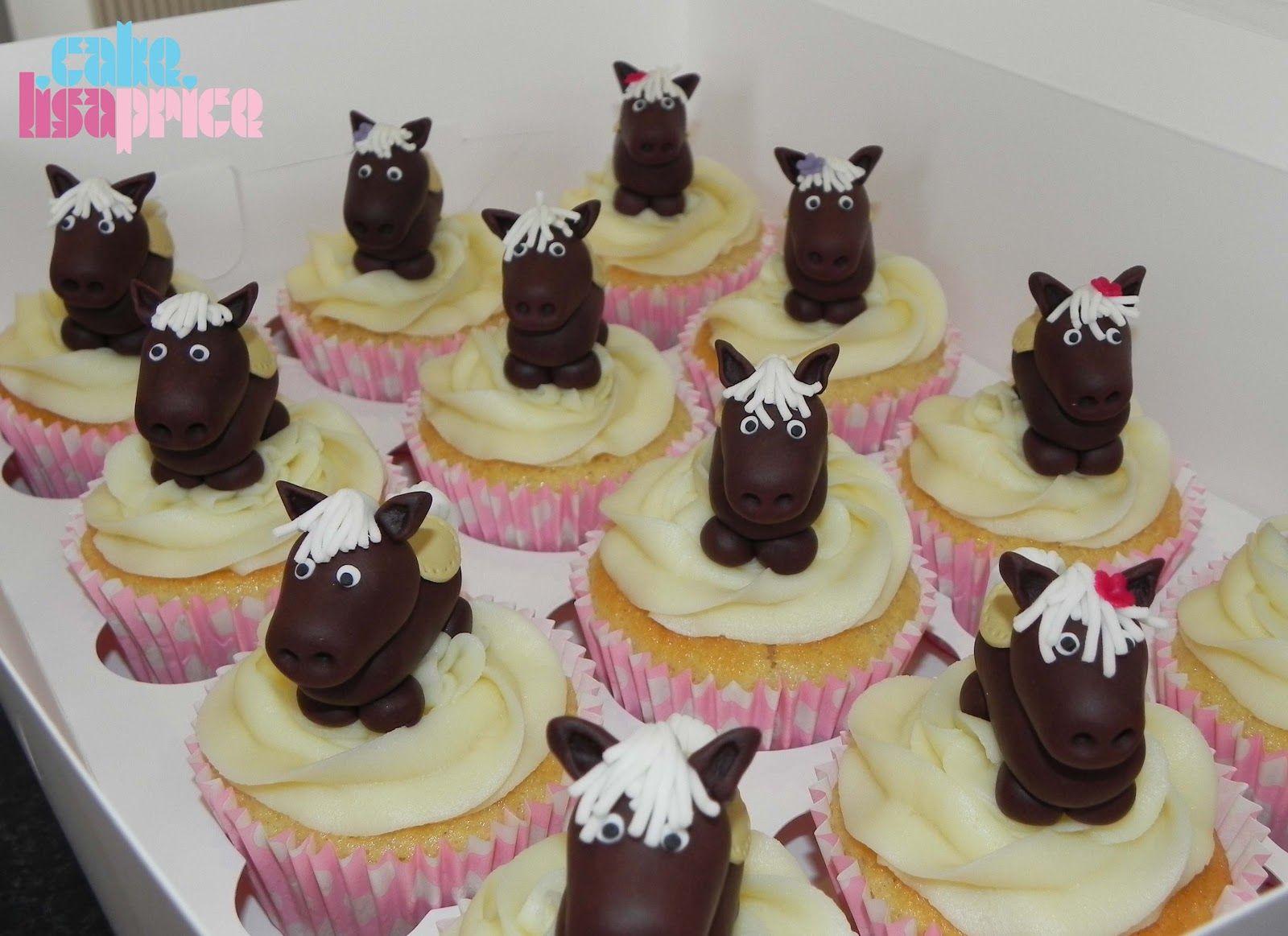 horsecupcakes Equestrian Cakes and Horse Treats Pinterest