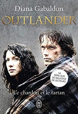Amazon Fr Outlander 1 Le Chardon Et Le Tartan Diana