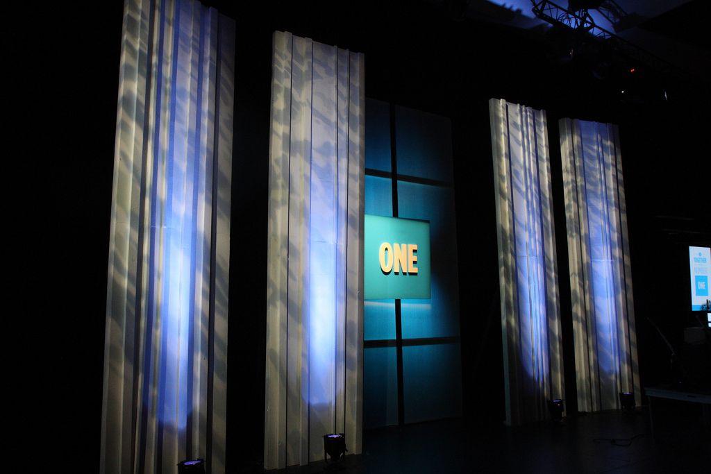 Brad Martin - Lighting and Stage Design: Cobblestone and Ikea ...