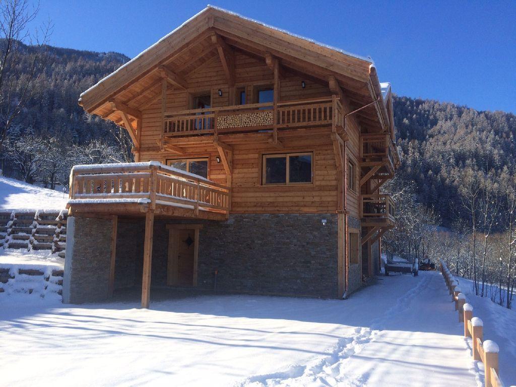 location chalet ski homelidays