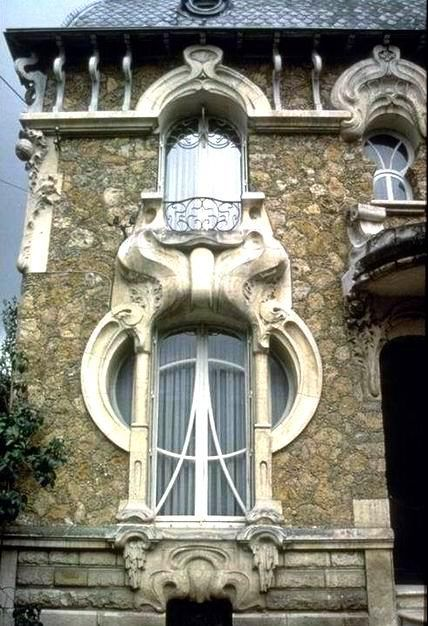 orleans france art nouveau architecture unusual buildings