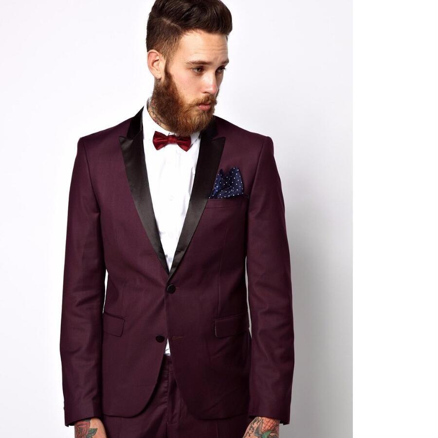Amir Scene 3 | Disgraced | Pinterest | Groom tuxedo and Men\'s suits