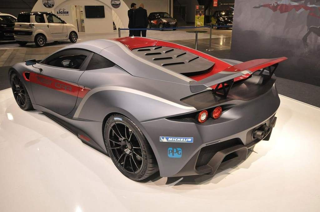 The Arrinera Hussarya Is A Polish Supercar That Should Reach The Streets We Hope Super Cars Dream Car Garage Car