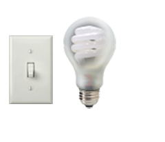 Ge Energy Smart Bright From The Start Cfl Light Bulbs