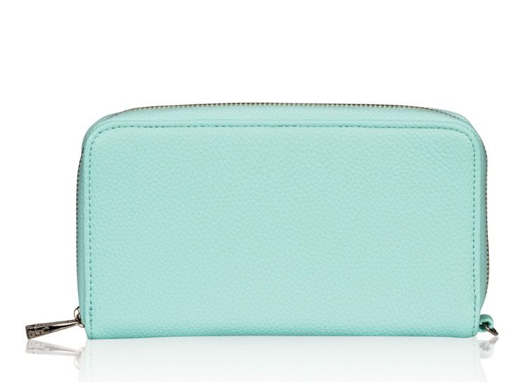 All about the Benjamins Wallet Thirty-One Gifts  Skies for you Pebble  My favorite new wallet and color! #wallet #findaconsultant #benjaminswallet #join31 #joinme #thirtyone
