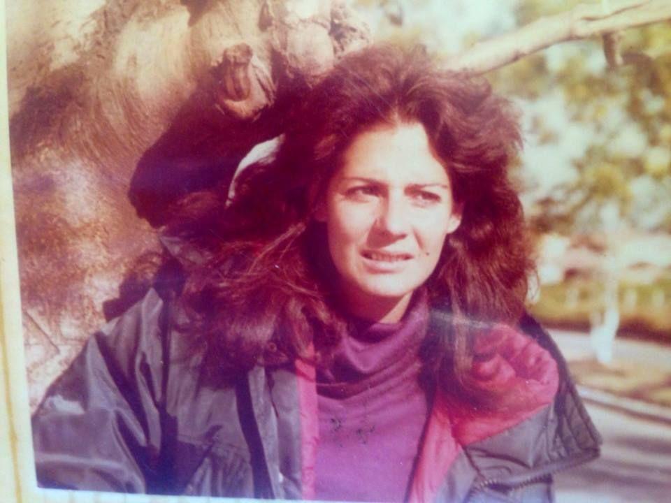 Gladys Micolta Joven y Bella,cuando mi madre vivia