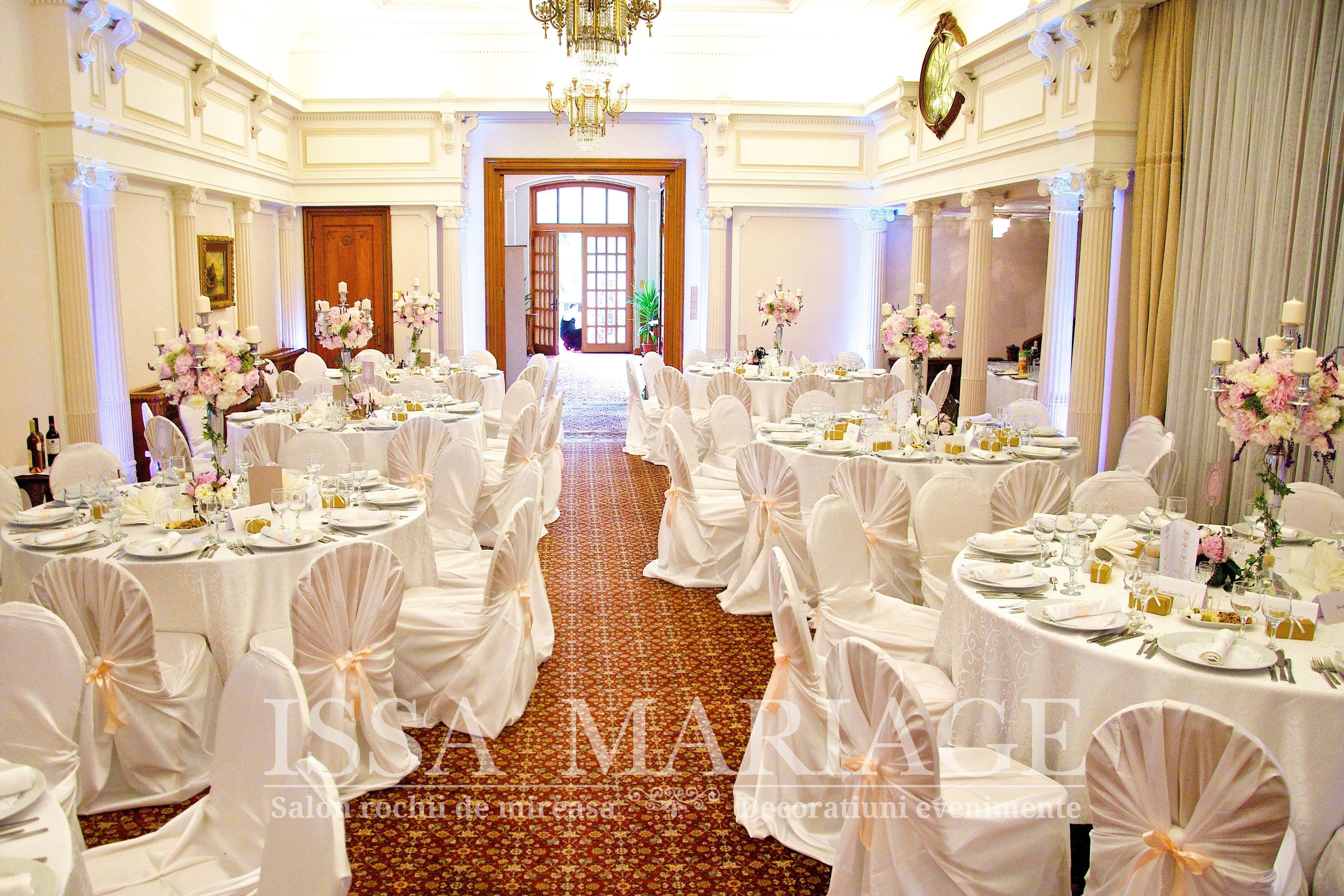 Decoratiuni Sala Nunta Si Aranjamente Florale Decoratiuni Nunta