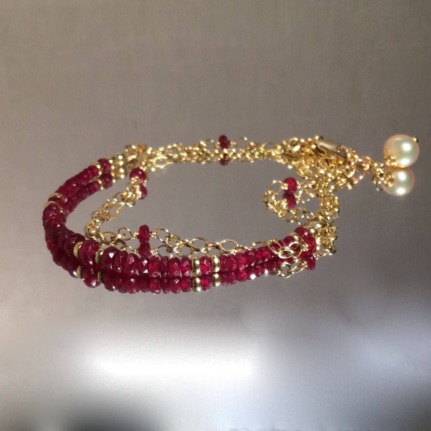 american collection original diamond divinique buy puwai indian new ruby necklace set jewelry bridal look handmade bracelet design real branded id cz wedding