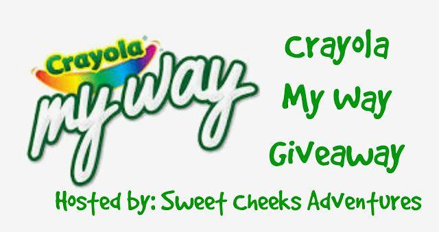 Crayola My Way #Giveaway - ends 5/23! http://monicasrrr.blogspot.com/2016/05/crayola-my-way-giveaway-ends-523.html